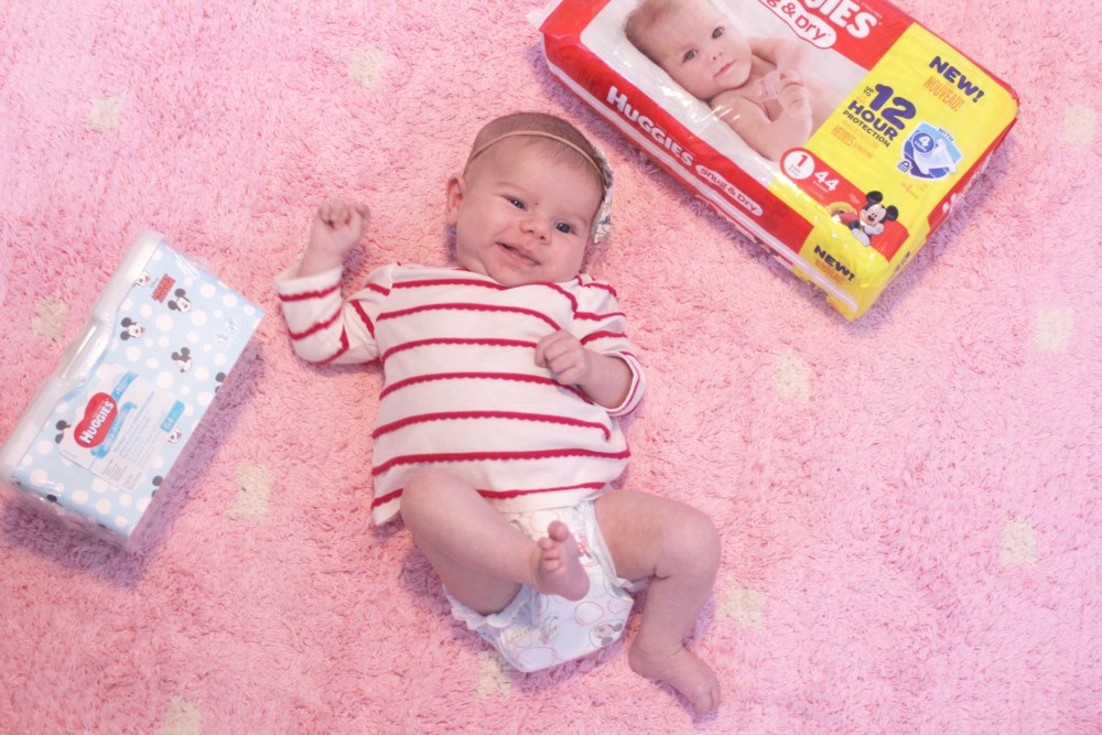 Newborn Diaper Changing Tips From A 3rd Time Mama A