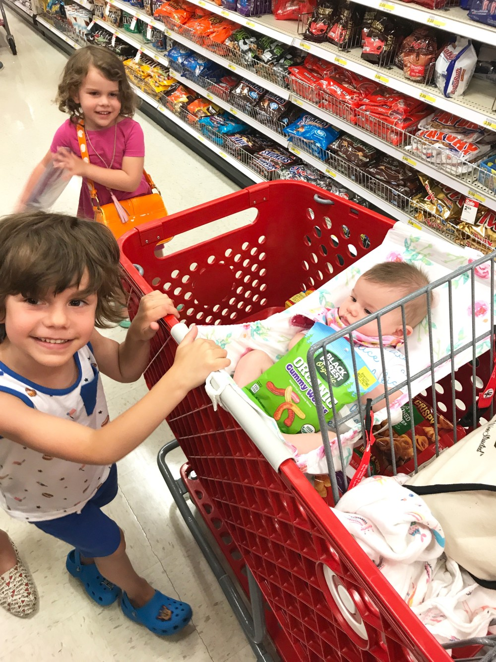 Grocery Shopping Mom Hack A Monkey And His Mama
